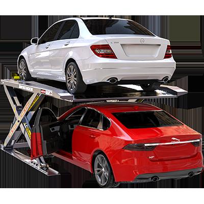 Autostacker PL-6SR Parking Lift by BendPak