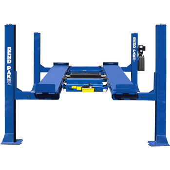 BendPak HDO-14LSX open-front alignment lift