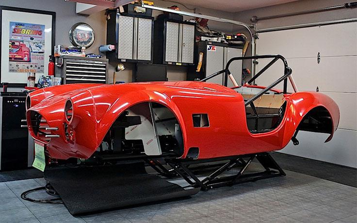 QuickJack BL-3500SLX Portable Car Lift - 1,588-kg Capacity