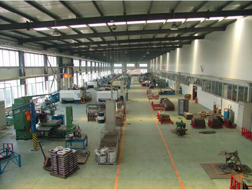 BendPak's Manufacturing Facilities