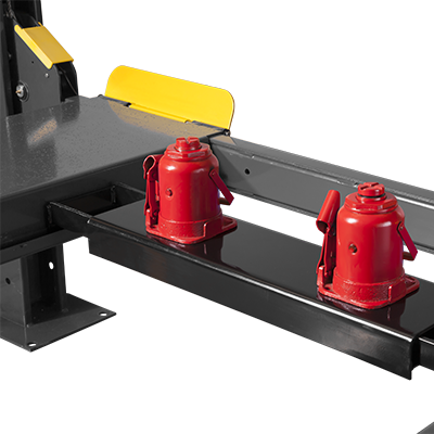 JP-3 Fixed Sliding Jack Tray / FITS NARROW RUNWAY POSITIONS ONLY