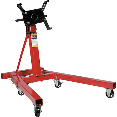 RES-1TF 1 ton (1-mt.) Folding Engine Stand