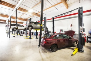 BendPak Hoists Dealership Car Lifts