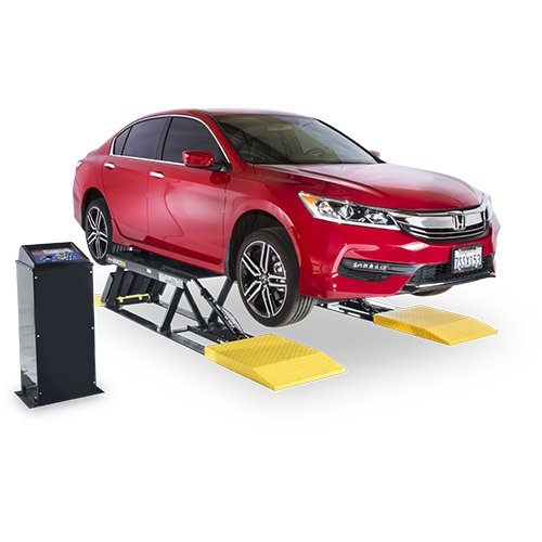 Car Hoists, Wheel Service and Shop Equipment by BendPak